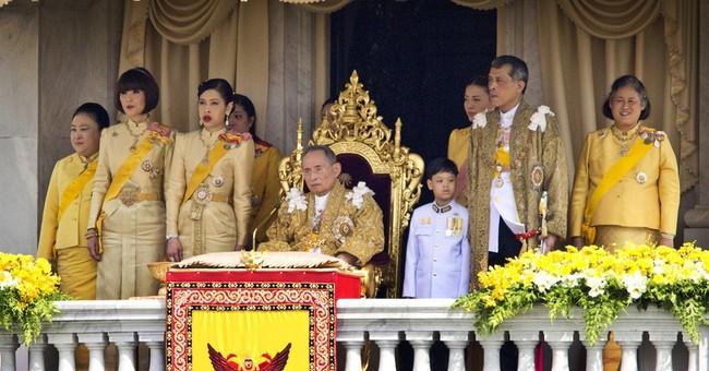 Thailand's king, world's longest-reigning monarch, dies