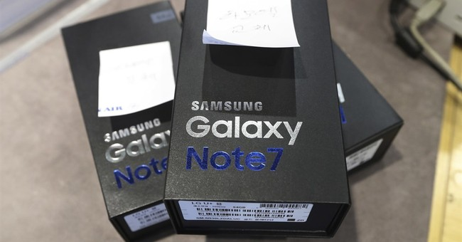 Samsung Note 7 recall to cost at least $5.3 billion