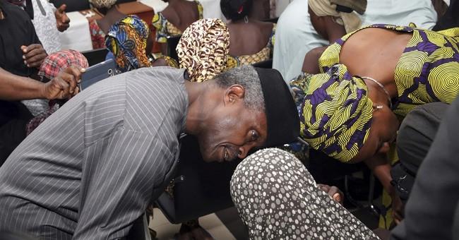 Nigeria says 21 abducted Chibok schoolgirls freed in swap