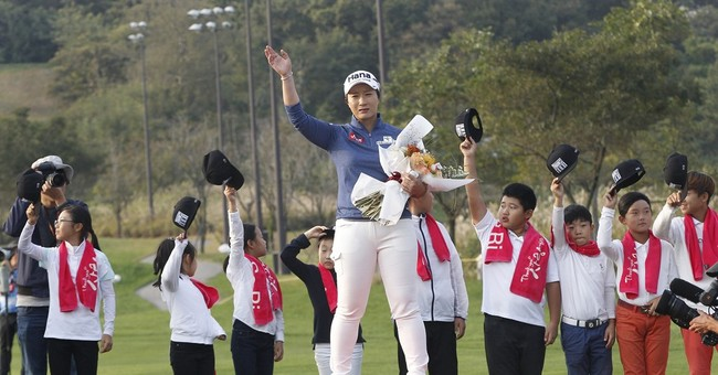 Se Ri Pak ends Hall of Fame career in front of home fans