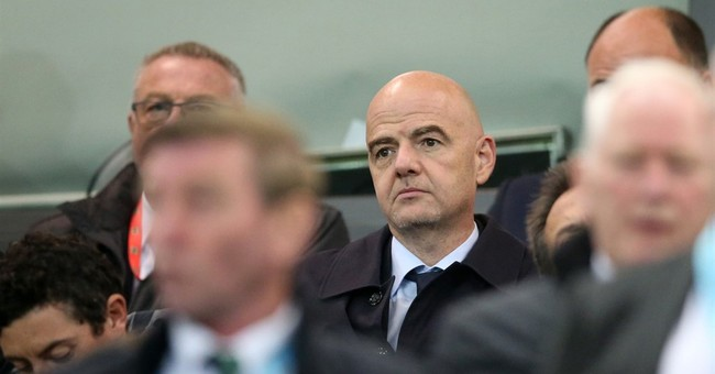 Infantino: FIFA to decide in January on expanded World Cup