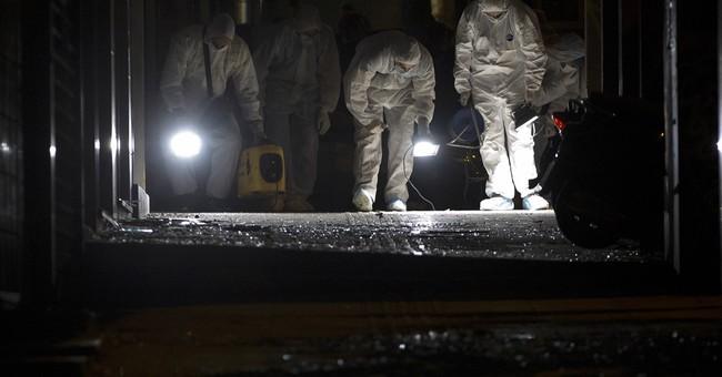 Greek militant anarchists claim late-night Athens bomb blast