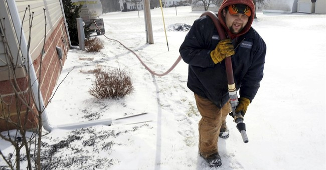 Gov't says colder weather will boost winter heating bills