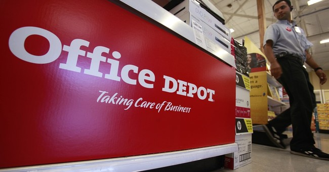 Office Depot to close for Thanksgiving