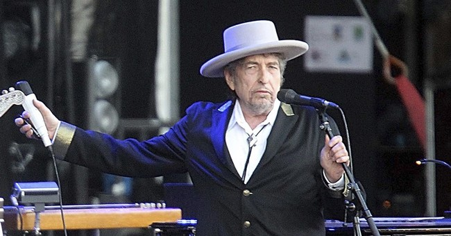 'Written in my soul from me to you:' Some Bob Dylan lyrics