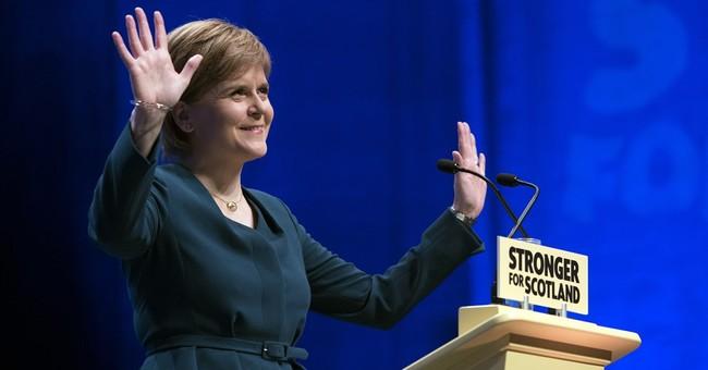 Sturgeon warns of possible Scottish independence referendum