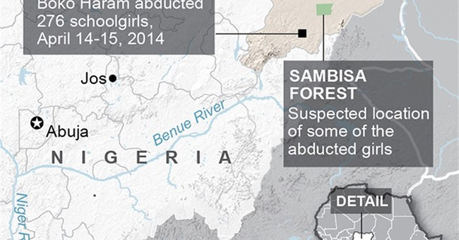 Timeline: Nigeria's kidnapped Chibok schoolgirls