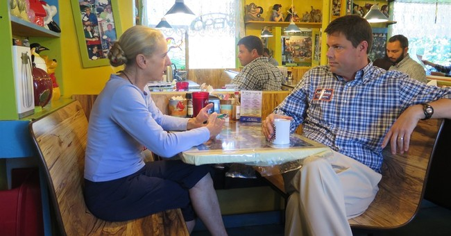 Michigan Democrat seeks foothold in rural US House district