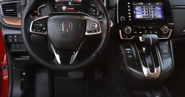 The new family car: Honda revamps small SUV