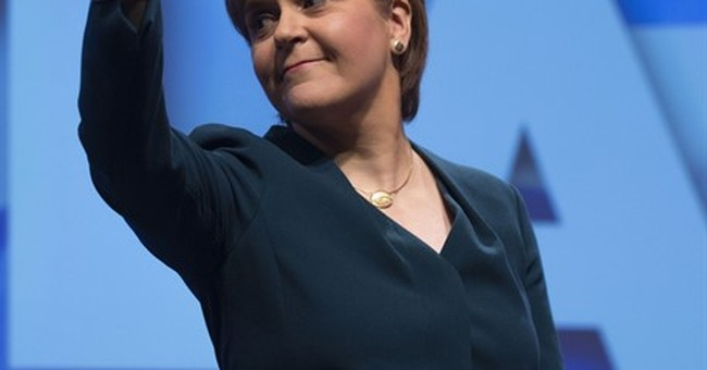 Scottish govt takes step toward another independence vote
