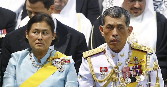 Thailand's revered king dies after 70 years on throne