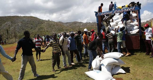 Hurricane Matthew relief effort in Haiti enters new phase