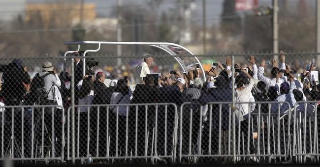 Pope on migrant kids: Integrate, don't repatriate