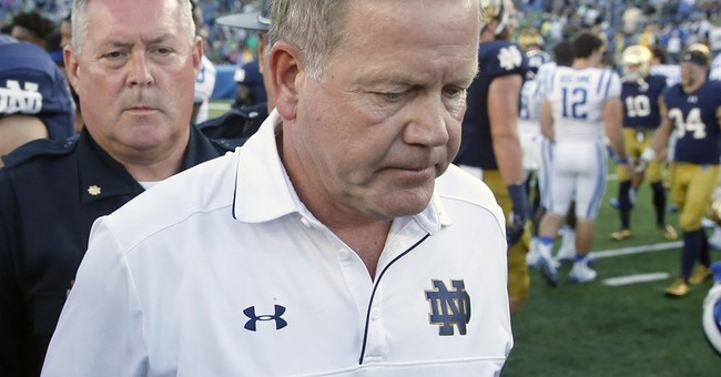Notre Dame needs offense to be dependable, clutch
