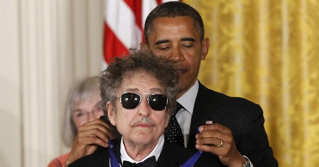American songwriter Bob Dylan wins Nobel in literature