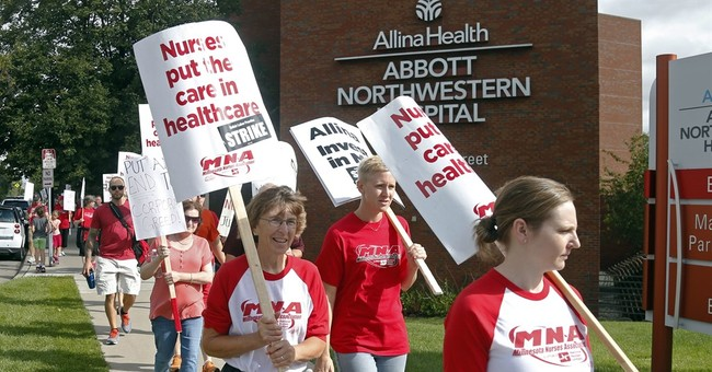 Minnesota nurses' strike to end after new contract ratified