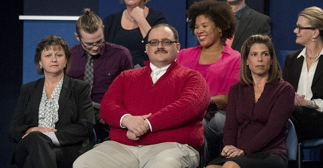 Ken Bone learns the hard way what it's like to be famous