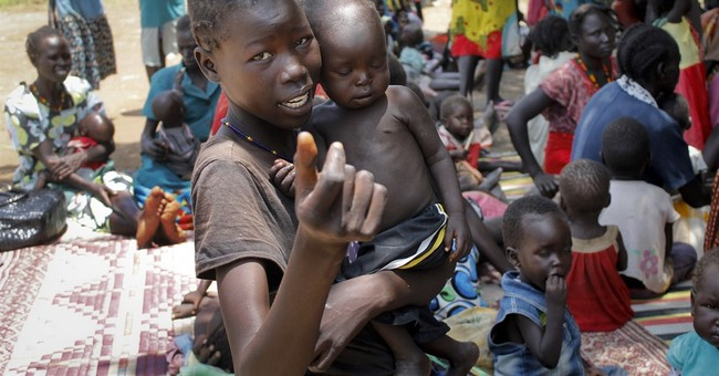 South Sudan starves as aid blocked, money spent on fighting