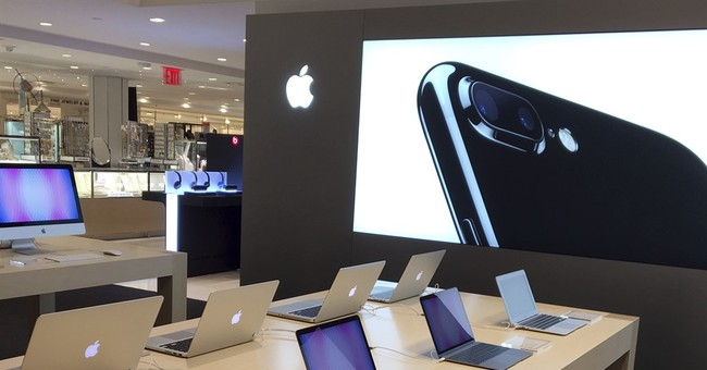 Macy's flagship in New York debuts Apple shop