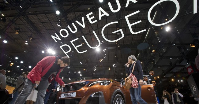 European car sales hit September record
