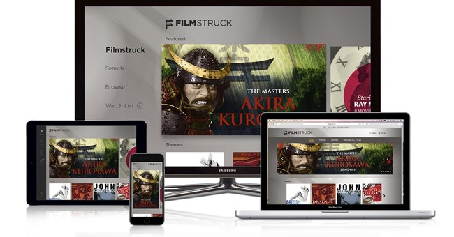 FilmStruck aims to bring the art house into your living room