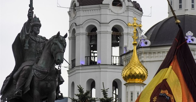Russian city inaugurates statue to bloody Ivan the Terrible