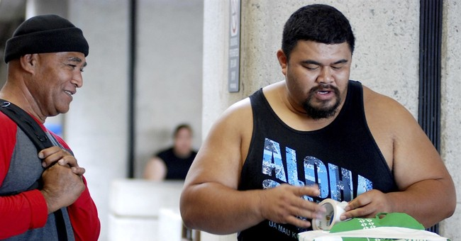 Weight survey for Pago Pago fliers prompts airline action