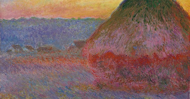 Monet 'Grainstack' painting heads to auction in November
