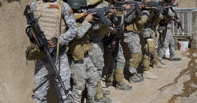 Presence of Turkish troops in northern Iraq angers Baghdad