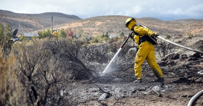 22 homes destroyed in northern Nevada wildfire