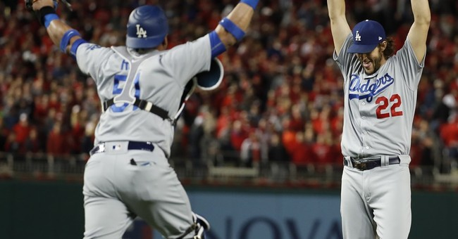 LEADING OFF: Kershaw faces Hendricks in Game 2 of NLCS