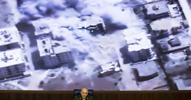 Fresh wave of airstrikes hit Syria's divided city of Aleppo