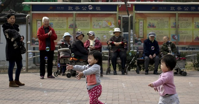 Study: China's 2-child policy won't lead to population boom