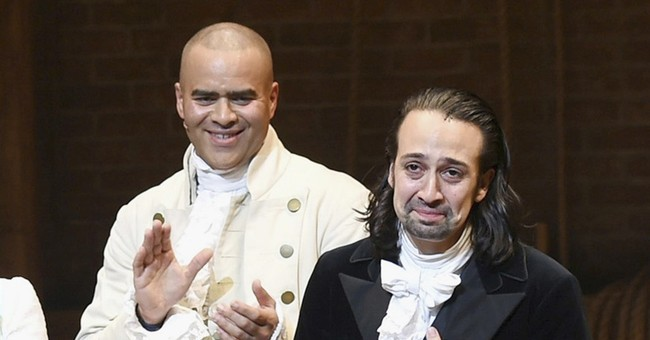 Christopher Jackson is latest to leave Broadway's 'Hamilton'