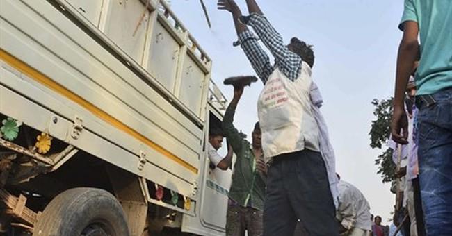 24 killed in stampede ahead of Hindu ceremony in India