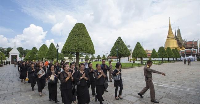 Key developments after death of Thailand's beloved king