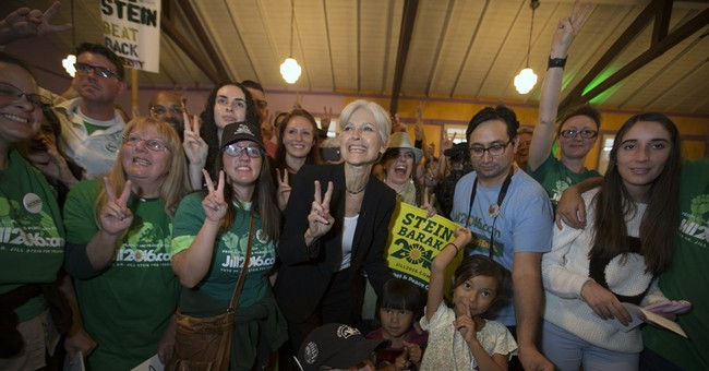 Stein brings activism, but no wins, to outsider 2016 contest
