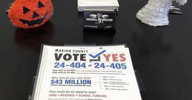 Investors anxious as Oregonians again vote on marijuana