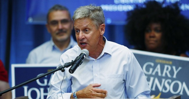 White House Brief: Things to know about Gary Johnson