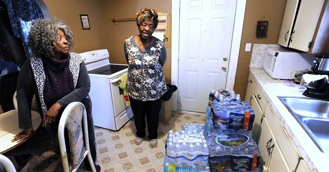 Flint residents warned of lead above filter grade