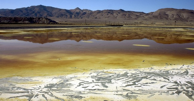Sandoval: Nevada needs more time on mine Superfund status