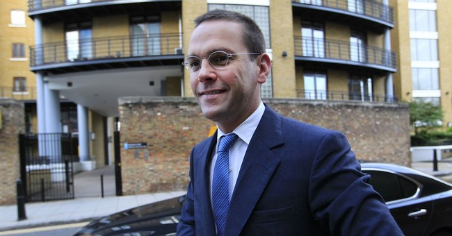 James Murdoch becomes chairman of Sky, renewing buyout talk