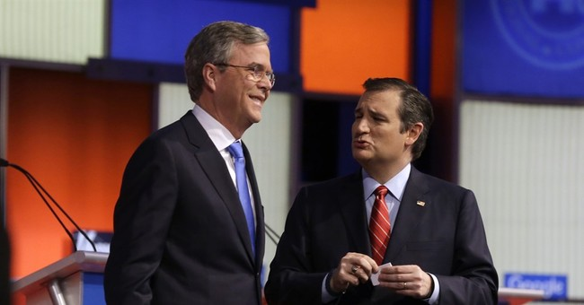 Debate takeaways: Without Trump, spotlight on Cruz, Rubio
