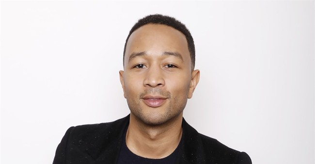 John Legend will help produce off-Broadway comedy show