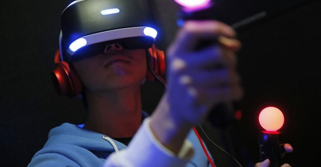 Image of Asia: The disorienting view of virtual reality