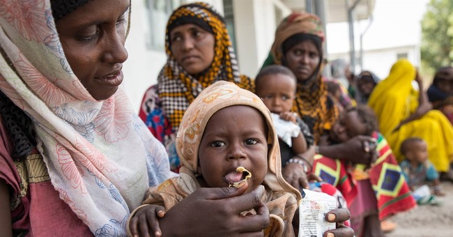 Drought threatens malnourished children in Ethiopia