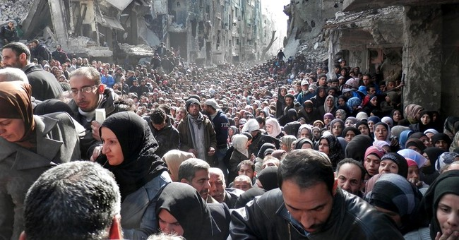 In Mideast wars, hunger grips millions across the region