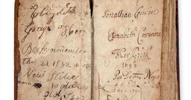 Book with connection to Salem witch trials being auctioned