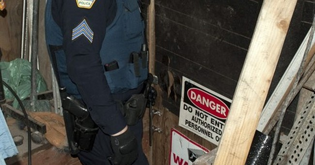 Fugitive found in 'elaborate tunnel system' at trailer park