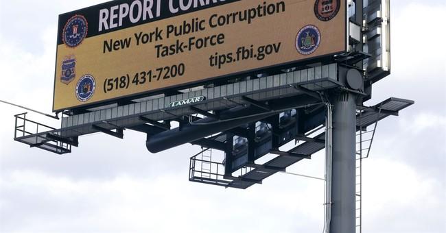 FBI using billboards in fight against Albany corruption